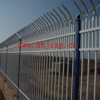 封闭式别墅围墙不锈钢大门